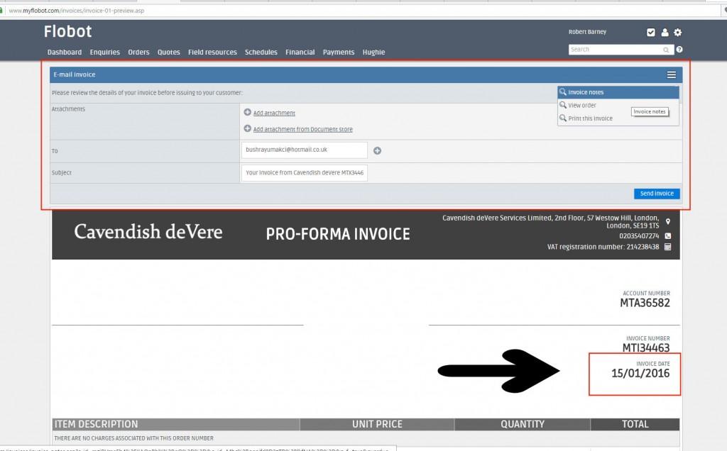 invoice-date