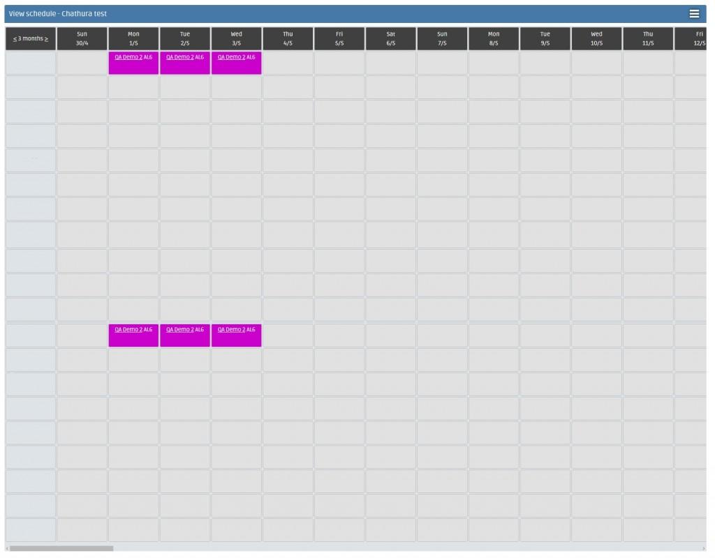 capacity-schedule